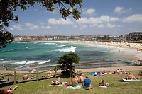 Bondi Beach, Waverley Council, Sydney, New South Wales, Australia