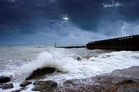 Seaford Head, Seaford, East Sussex, England, Great Britain, Europe