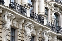 Lativa _ Riga _ Art Nouveau