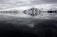Die Spitzberge in Norwegen