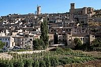 Guimera town, Catalonia, Spain.