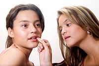 lipstick for sister
