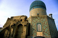 Central Asia, Uzbekistan, Samarcanda city,Tamerlano mausoleum called Guri Amir 1404