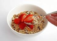 Making a start on a healthy breakfast