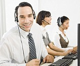 Customer Service, Help Desk, Call Center, Telemarketing