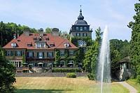D-Bergisch Gladbach, Bergisches Land, North Rhine-Westphalia, castle Lerbach, English country style, European Academy Lerbach, Gustav Stresemann Insti...