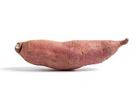 One single Sweet potatoe