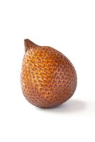One single whole snakefruit
