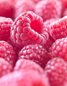 Raspberries Close_up