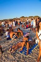 Big Sur. Illetes. Formentera. Balearic Islands. Spain.