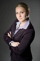 business woman in portrait
