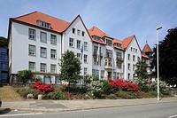 Germany, Kiel, Kiel Fjord, Baltic Sea, Schleswig-Holstein, Kiel Institute for the World Economy