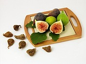 Figs and dried figs