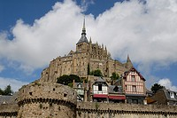 Mont Saint-Michel, la Manche, Basse Normandie, France