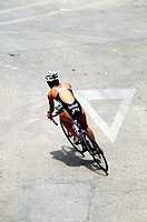 Triathlon Cycling