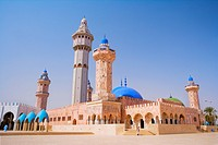 Senegal _ This Region and the Ferlo _ Touba _ The Great Mosque