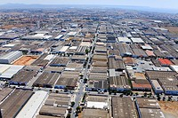Son Castelló industrial zone, Palma de Mallorca, Mallorca, Balearic Islands, Spain