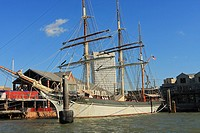 1877 Tall Ship Elissa - Galveston, Texas