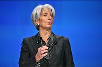 CHRISTINE LAGARDE, MINISTER OF THE ECONOMY, INDUSTRY AND EMPLOYMENT, CONVENTION OF THE CHAMBERS OF COMMERCE