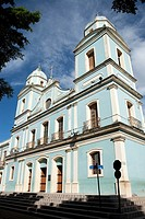 Cathedral, colonial architecture