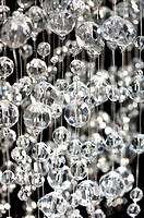 Crystal, Decor