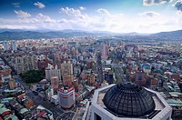 Banqiao City, Xin Bei City, New Taipei City, Taipei, Taiwan