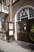 The certified kosher Beth Cafe is operated by the headquarters of the Berlin orthodox Jewich congregation, Adass Jisroel found on Tucholskystrasse 40 ...