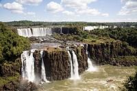 Parque Nacional Do Iguacu, Brazil