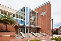 Gainesville, FL - July 2009 - James W  'Bill' Heavener Football Complex on the University of Florida campus which is the home of the Florida Gators