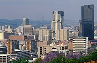 South Africa, Pretoria, skyline                                                                                                                       ...