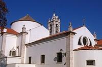 Portugal, Lisbon, Sao Domingo church ...