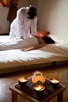 Shiatsu massage ...