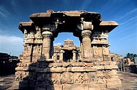The Mallikarjuna Temple740 a d in Pattadakal was built by Trilokya Mahadevi, who was the second queen of Vikramaditya II  The purpose behind the erect...
