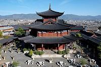China, Yunnan, Lijiang, Mu Family Mansion, Ming Dynasty
