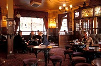 Great Britain, London, The Albert Pub