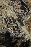 Greece, Peloponnesus, Mycenae ruins