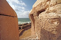 Fort of Qaitbay, Alexandria, Egypt