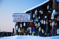 Russells Lobsters Maine