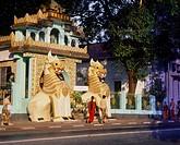 Burma, Yangon