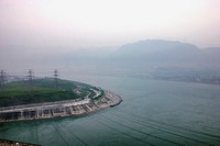 Three Gorges Dam,Hubei,China