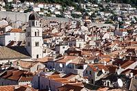 Croatia, Dubrovnik, cityscape