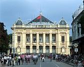 Vietnam, Hanoi Opera house