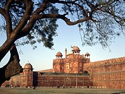 The Red Fort, Old Delhi, India
