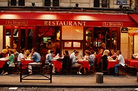 France, Île de France, Paris, restaurant