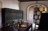 Wine cellar, Veneto, Italy