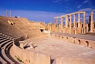 Libya _ Leptis Magna, roman ruins