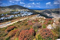 Greece, Cyclades, Folegandros Island, Angel´s Bay