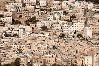 Israel, West Bank, Hebron, cityscape