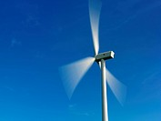 Canada,Ontario,Tiverton,wind turbines used for generating electricity