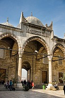 The New Mosque, Mosque of the Valide Sultan, Istanbul, Turkey